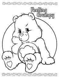 Small Picture care bears coloring page Care Bears Pinterest Care bears