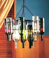 diy wine bottle chandelier chandeliers kit how to make a prepossessing barrel