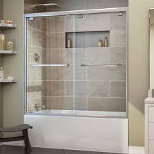shower design exquisite delighted bathtub shower doors home depot sliding glass framelesssliding frameless bathroom modern