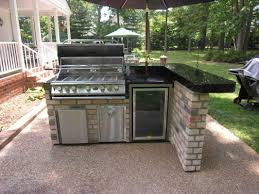 Granite For Outdoor Kitchen Outdoor Kitchen Designs With Granite Countertops Yes Yes Go