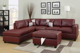 burdy bonded leather sectional sofa set huntington beach