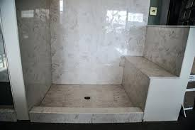 clean marble tile shower floor cultured pan home ideas collection surface