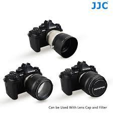 Интернет-магазин <b>JJC</b> металлическая бленда объектива <b>58 мм</b> ...