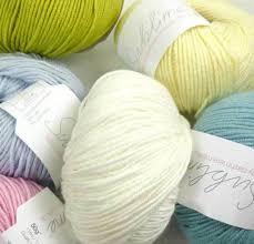 Sublime Baby Cashmere Merino Silk Dk Knitting Yarn 50g Various Shades