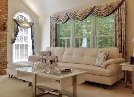 Windows Treatment For Living Room Window Perfect Small Traditional Living Room With White Curtain