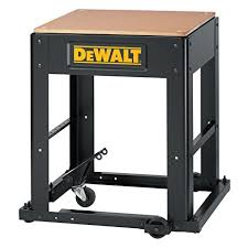 dewalt planer stand. dewalt dw7350 planer stand with integrated mobile base dewalt amazon.com