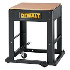 dewalt planer stand. dewalt dw7350 planer stand with integrated mobile base dewalt amazon.com