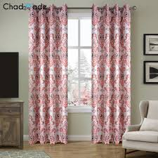 Printed Curtains Living Room Online Buy Wholesale Paisley Print Curtains From China Paisley