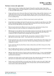 of mice and men candy essay best ideas about of mice and men  of mice and men by john steinbeck ks prose key stage 12 preview ks4 prose of