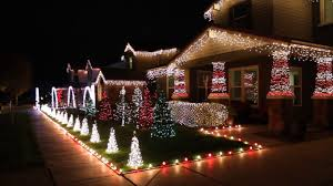 Christmas Lights Gilbert Az 2018 Best Christmas Holiday Lights Around Phoenix East Valley 2019