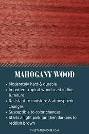 wood furniture types. Mahogany/New World Mahogany/African Mahogany Wood Furniture Types