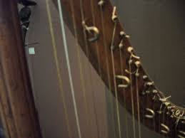 Lever Harp Key Chart Celtic Harp Tunings What Do I Do With All Those Levers