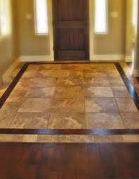 if we decide it would be weird to have the wood tile right next to the real wood floors we could bring this kitchen tile back and not have so much going