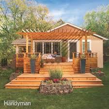 diy wooden deck designs. dream deck plans diy wooden designs