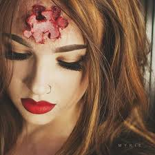 mykie glam and gore makeup jobs sfx makeup crazy makeup amazing makeup makeup artistry makeup face costume