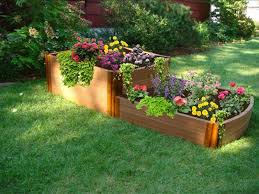 raised garden beds plans idea