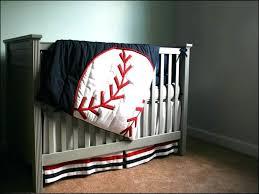 baseball crib sheets vintage baseball crib bedding sets
