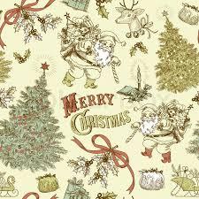 vintage christmas pattern. Wonderful Christmas With Vintage Christmas Pattern Colourbox