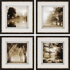 reflections sepia prints 4 piece set  on sepia bathroom wall art with reflections sepia prints 4 piece set 20 x20 traditional