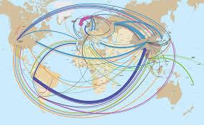 Rabobank World Seafood Trade Map 2015