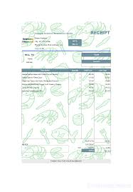 house rent receipt pdf receipt template