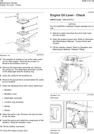 maintenance intervals pdf illustration 133 g01044243 3 the breather is located on top of the valve cover on