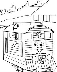 Thomas and friends is a popular television series for children, based on the book the railway series by reverend wilbert awdry and his son christopher awdry. Kids N Fun Com 56 Coloring Pages Of Thomas The Train