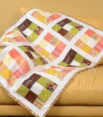 237 best Quilt with JOANN images on Pinterest | Lambs, Appliques ... & Quilt Tutorial from Joann.com // Nine Patch Stash Buster Adamdwight.com