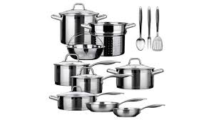 Best Stainless Steel Cookware Reviews Buying Guide