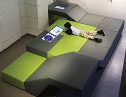 high tech office furniture. PeoplePad - Multimedia Furniture With Hi-Tech Functions High Tech Office C