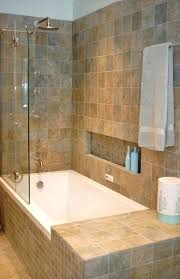 jacuzzi tub shower combination bathtubs idea tub shower combo whirlpool tubs light brown drop in tub