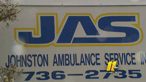 johnston ambulance service closes leaving 400 out of work abc11 com