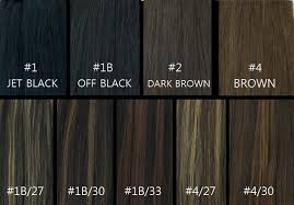 Black Hair Dye Chart Everything You Need To Know About 1b Hair Color Hair Critics
