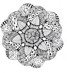 Small Picture Advanced coloring pages mandala ColoringStar