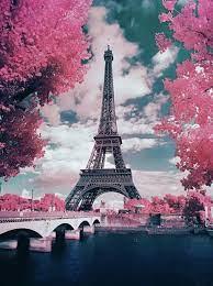 Pink Paris Eiffel Tower Wallpapers - 4k ...