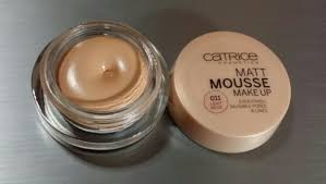 image catrice matt mousse makeup