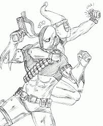 Small Picture Deadpool Coloring Pages Free Printable Coloring Pages Coloring