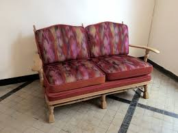 Sofa Mit Holzrahmen Bezug F R Das Muji Ash Holzrahmensofa