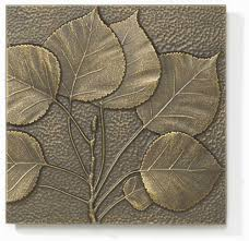 Bronze Wall Decor Maple Leaf Metal Wall Decor French Bronze By Whitehall Products