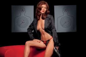 Russian spy model redhead