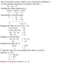 systems of equations substitution method worksheet solving substitution method page 2 ideas