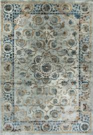 dynamic rug royal treasure 90267 935 soft blue mocha area