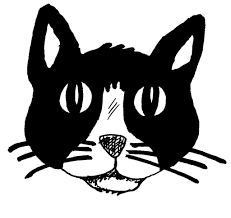 Dessin Coloriage Animal Chat Tete Education Environnement