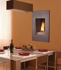 small ventless gas fireplace insert