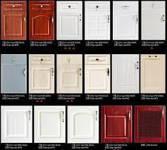 jisheng pvc series kitchen cabinet with theril