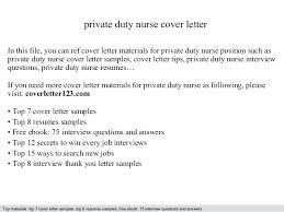 Example Of Nursing Cover Letters Sample Cover Letter For School Nurse Cover Letter For School Nursing