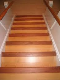 how to install hardwood flooring on stairs with nosing install hardwood stair