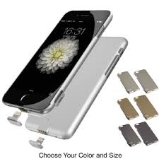 iphone 6 battery size iphone 6 or 6 plus battery case