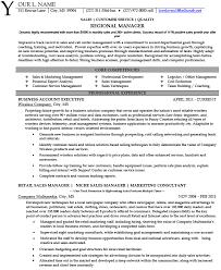 Epic Area Sales Manager Resume Sample Best Sample Resume Template