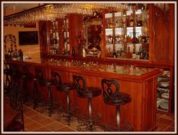 Get A Custom Home Bar And Built In Wine Storage Cabinet - Home bar cabinets design